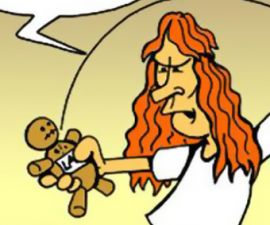Dave Mustaine Voodoo